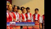 Детска фолклорна група, село Дърбавино - Цъфнала бяла чуряшка