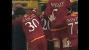 Totti Scores Great Goal