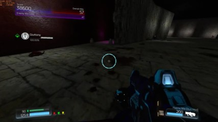 Doom Snapmap - [map 2] The Eerie Sub-basement