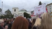 Poland: Thousands attend pro-choice rally in Warsaw