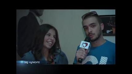 """Звезден репортер Криско с интервю от Дивна """" Starzone """""""