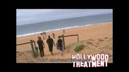 Justin Bieber на плажа в Австралия