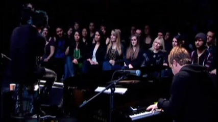 Adam Lambert - Whataya Want From Me (vh1 Unplugged)
