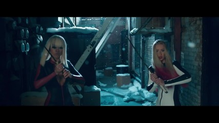 Iggy Azalea - Black widow ft. Rita Ora (official video) 2014 Бг Превод