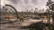 Страховитият Мапузавър - Планетата на Динозаврите
