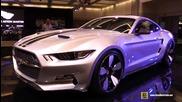 Премиера на Ford Mustang Rocket с 725hp - калифорнийската ракета !
