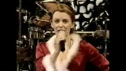 Kylie - Santa Baby (Live On Tour Of Duty)