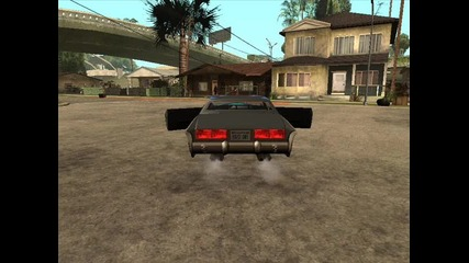 Gta san andreas X-flow i aliens tuning