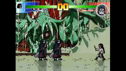 A Battle - Fneji Vs Kisame