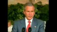 Ебавка с Джордж Буш! Много смях!!! Задалжително Е Да Се Види!!!
