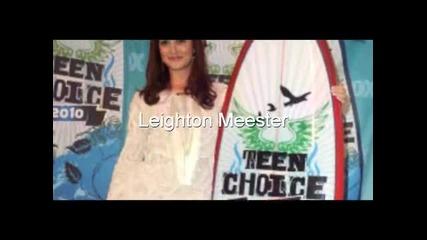 Коя е най - добре облечената звезда на Teen Choice Awards 2010?