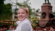 "Флaшмоб по руски - ""сибирский Хоровод"" !!! / град Новосибирск"