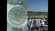 Nissan Skyline 0 - 180 Km/h