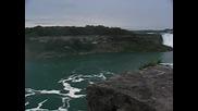 ниагарския водопад - чудо на природата