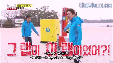 [ Eng Subs ] Running Man - Ep. 294