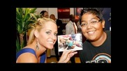 Ecw Champion Christian and Womens Champion Michelle Mccool greet fans in Nice,  France