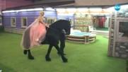 Царицата на шоуто Луна влиза в Big Brother: Most Wanted