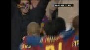 Barcelona - Milan - Ronaldinho - Гол