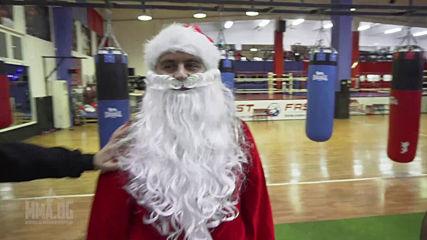 Весели празници от MMA.BG :)
