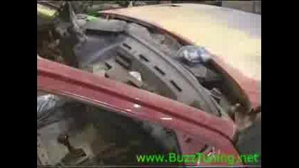 Тунингован Opel Kadett