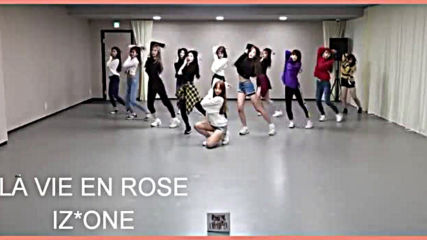 Kpop Random Dance Mirrored chaelion kpop
