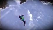 Сноуборд скокове