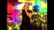 Music Idol Победителя -Tobias Regner - I Still Burn (live) Viva Tv
