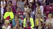 Невяна Владинова - бухалки - финал - Световна купа по художествена гимнастика - София 2015