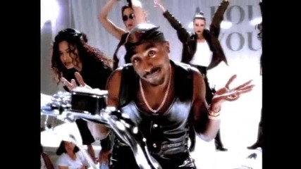 2pac - All About U (High Quality)
