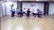 Bts - Just One Day - choreography practice 120414