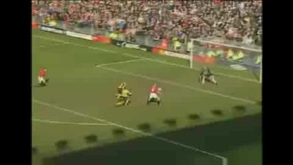 Man Utd 6 - Arsenal 1
