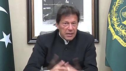Пакистанският премиер обеща отмъщение, ако Индия нападне Пакистан