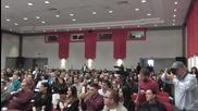 Откриване на Seo конференция 2014