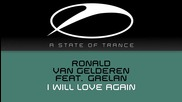 Ronald van Gelderen feat. Gaelan - I Will Love Again
