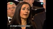 Най - голямата световна сензация - Холандски хор изпълнява Болен ми лежи Миле Попйорданов