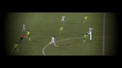 Gareth Bale Top 10 Goals 2013