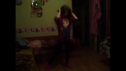 Това е танцуване