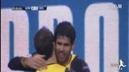 Милан 0:1 Атлетико ( Мадрид ) 19.02.2014