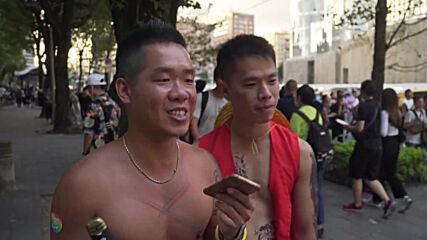 Taiwan: Thousands flock to Pride parade in Taipei despite pandemic