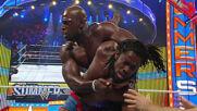 Kofi Kingston & R-Truth vs. Prime Time Players - WWE Tag Team Titles Match: SummerSlam 2012 (Full Match)