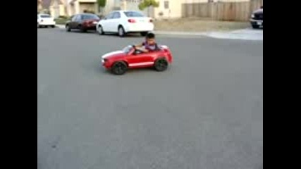 drifting kids