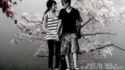 Съжалявам, че те оставих.. Justin and Selena