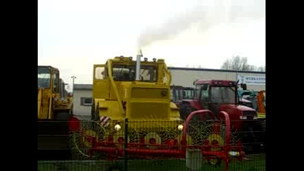 Трактор Kirovets K 701