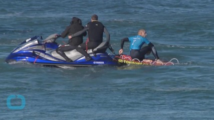 'I Can Stab It': Other Surfer's Plan to Stop Shark Attack