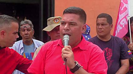 Venezuela: Maduro kicks off Bolivarian Militia deployment in Caracas