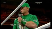 Wwe Raw 05.06.2012 част 1