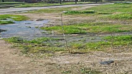 """""""Язовир"""" спира достъпа на цял квартал до парк """"Kенана"""""""