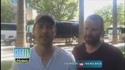 Nickelback's Chad Kroeger to Undergo Throat Surgery