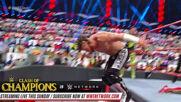Dominik Mysterio & Humberto Carrillo vs. Seth Rollins & Murphy vs. Andrade & Angel Garza – Winners face Street Profits at Clash