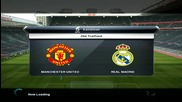 [pc] My Gameplay Pes 2013 - Manchester United vs Real Madrid